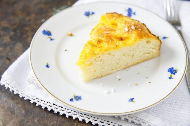 Murtener Nidelkuchen Gâteau à la crème