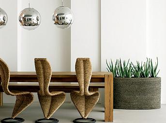 pflegeleichte trendpflanzen wohnen. Black Bedroom Furniture Sets. Home Design Ideas