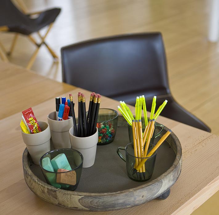 mehr ordnung im b ro wohnen. Black Bedroom Furniture Sets. Home Design Ideas