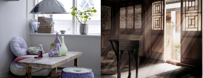 wohnen wie im atelier wohnen. Black Bedroom Furniture Sets. Home Design Ideas