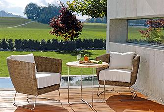gartenm bel 2011 wohnen. Black Bedroom Furniture Sets. Home Design Ideas