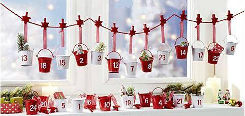Ausgefallene ideen f r 24 adventstage for Ausgefallene weihnachtskugeln