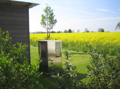 Lucrative tax advantages and subsidies make modern heat pumps even more attractive (photo: FWS.ch).