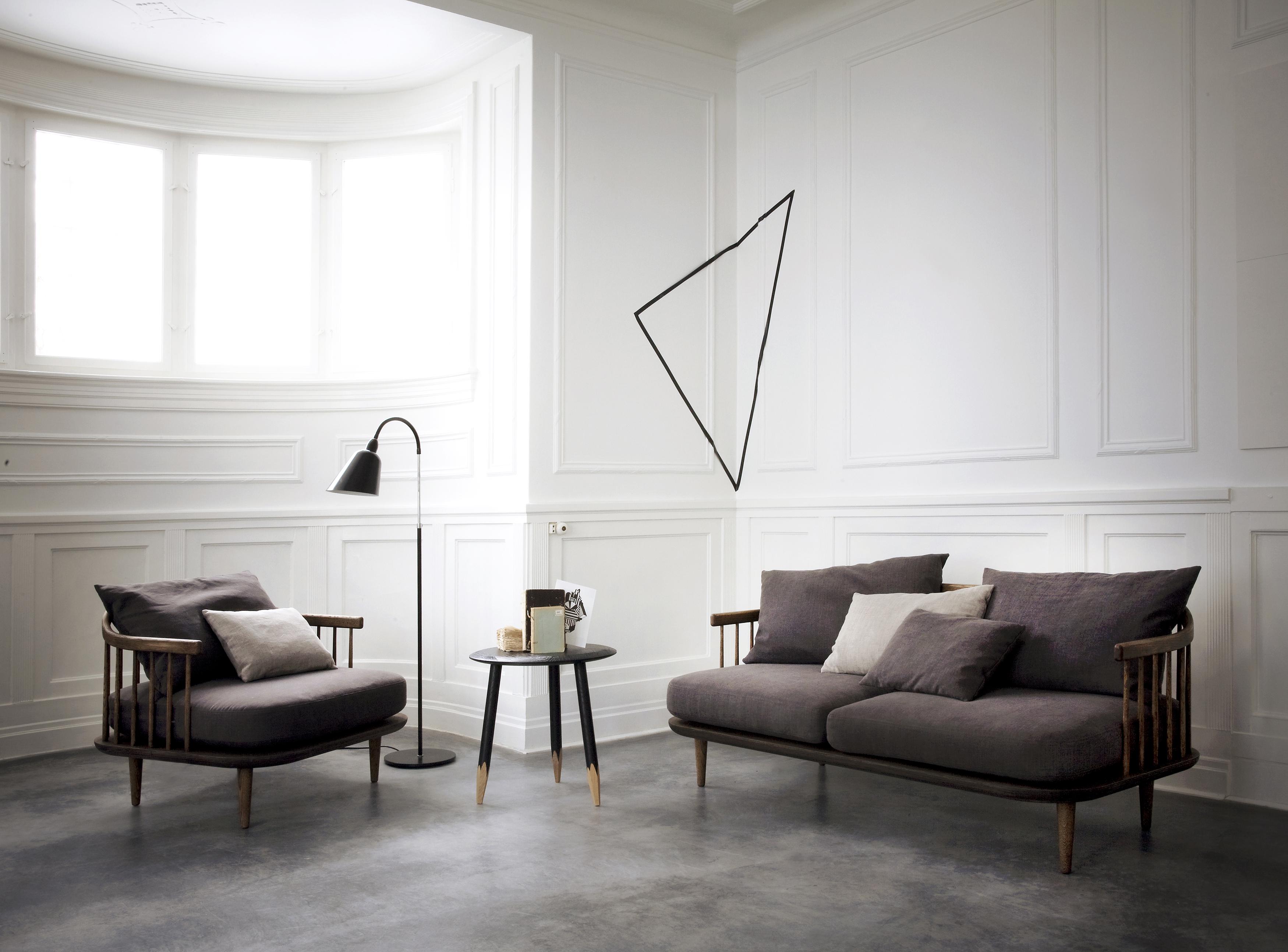 Skandinavisches design wohnen for Sofa nordisch