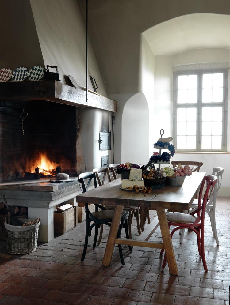 Il romanticismo delle case di campagna wohnen for Piccole planimetrie delle case di campagna