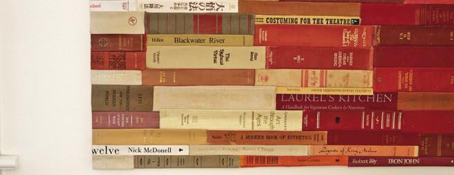 recycler des livres wohnen. Black Bedroom Furniture Sets. Home Design Ideas