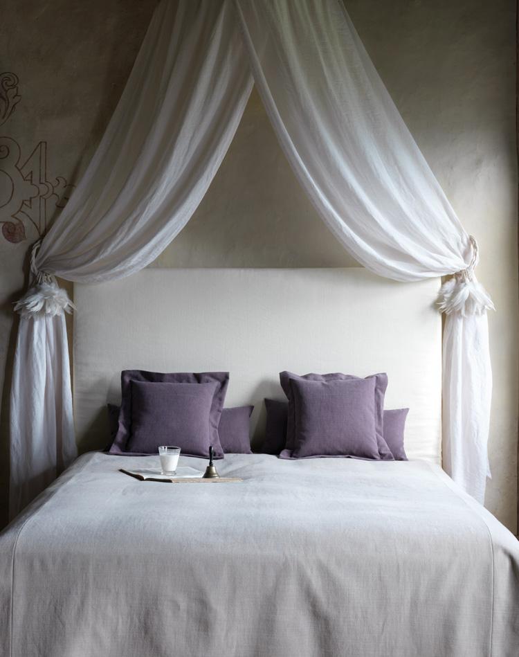 Le 10 pi belle storie di letti - Baldacchino per letto matrimoniale ...