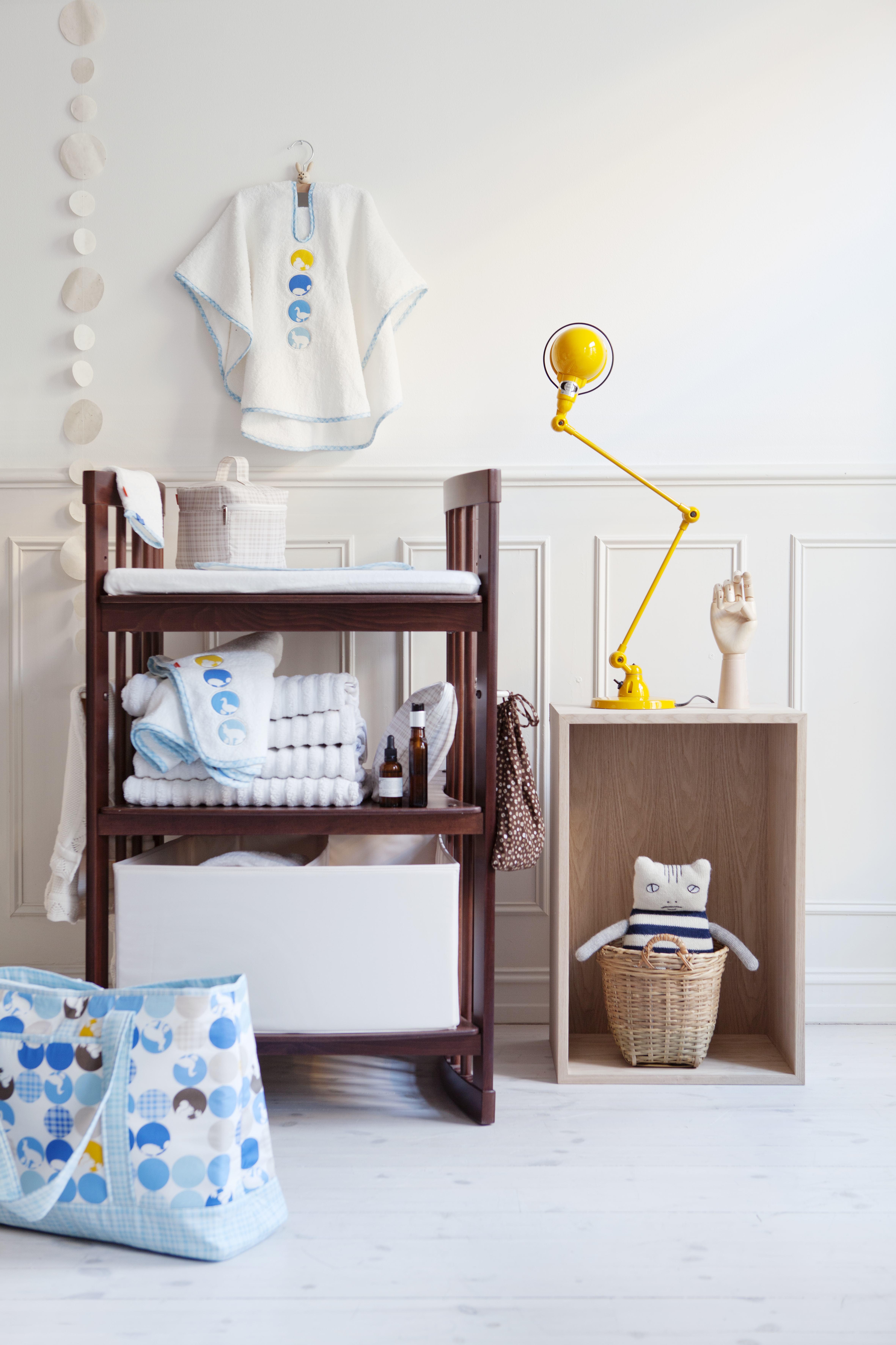 Das erste kind die must haves im babyzimmer for Micasa schreibtisch