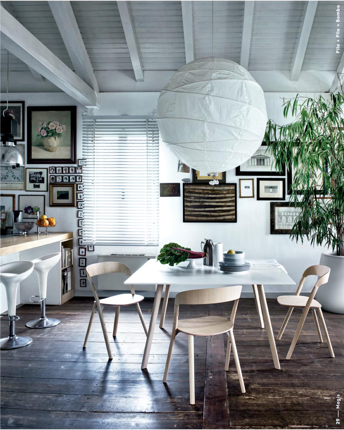 Sommer daheim wohnen for Magis design