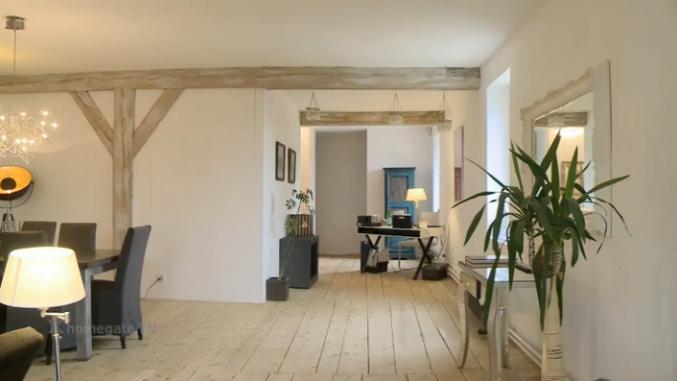 h user restaurieren wohnen. Black Bedroom Furniture Sets. Home Design Ideas