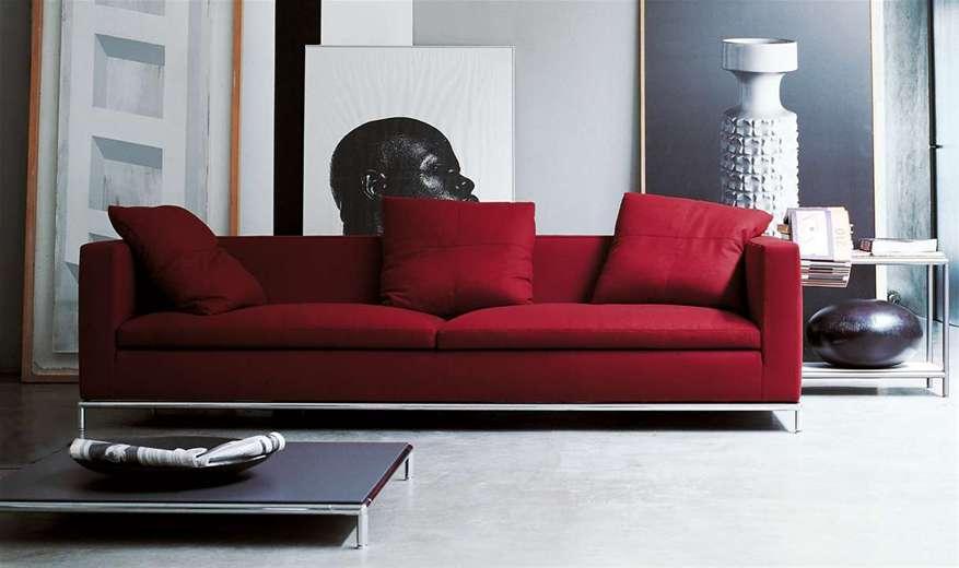 grosse sofas wohnen. Black Bedroom Furniture Sets. Home Design Ideas