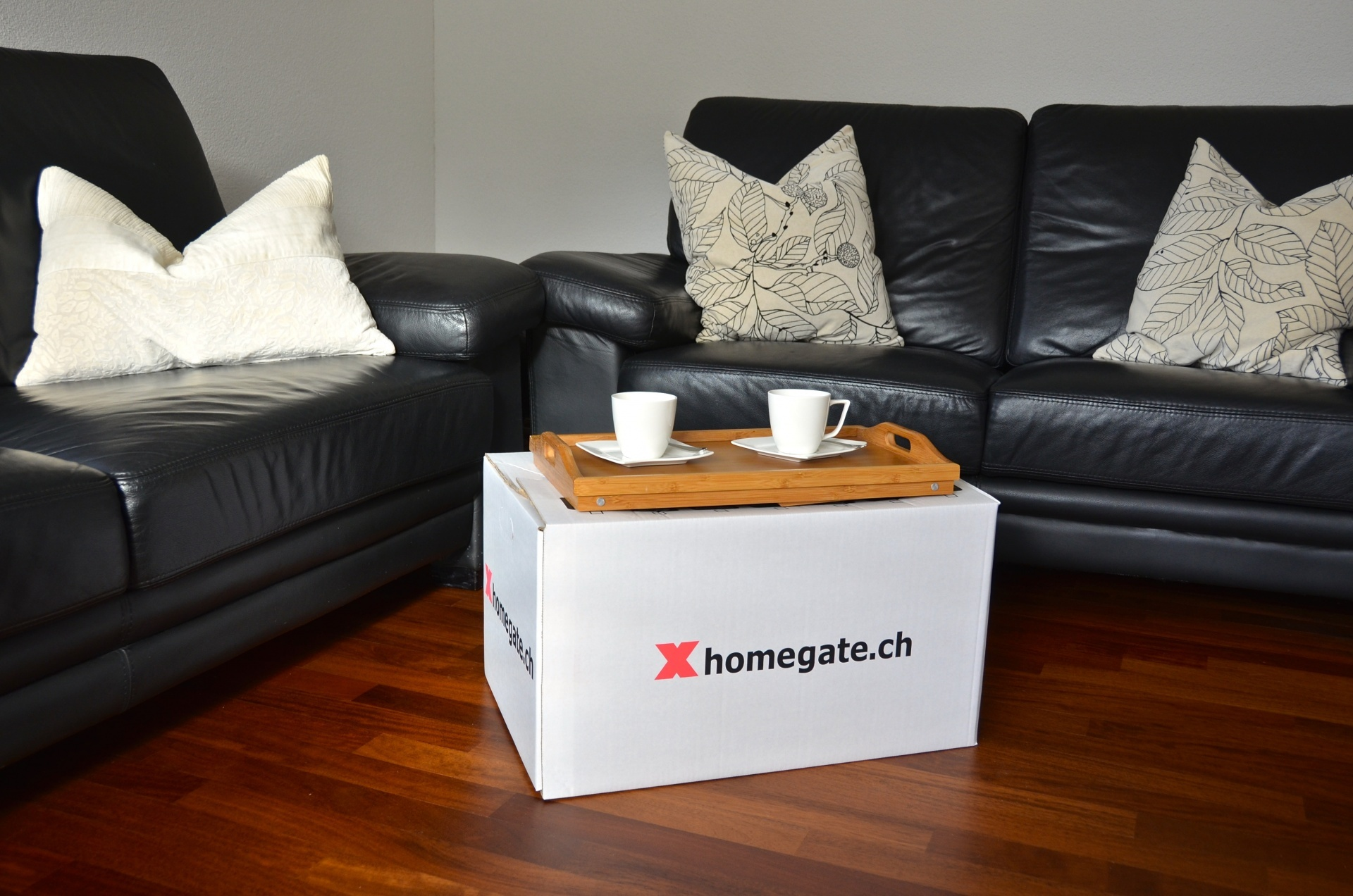 Möbel aus Umzugskisten | Wohnen | homegate.ch