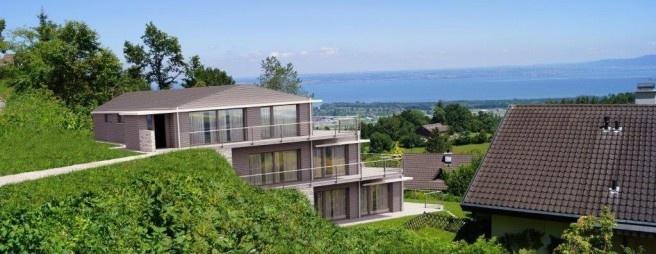 Maison en terrasse: le soleil et la vue pour un habitat de ...