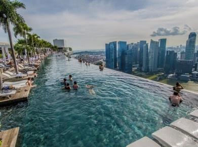 Hotel Marina Bay Sands, Singapu (Bild: Marina Bay Sands)