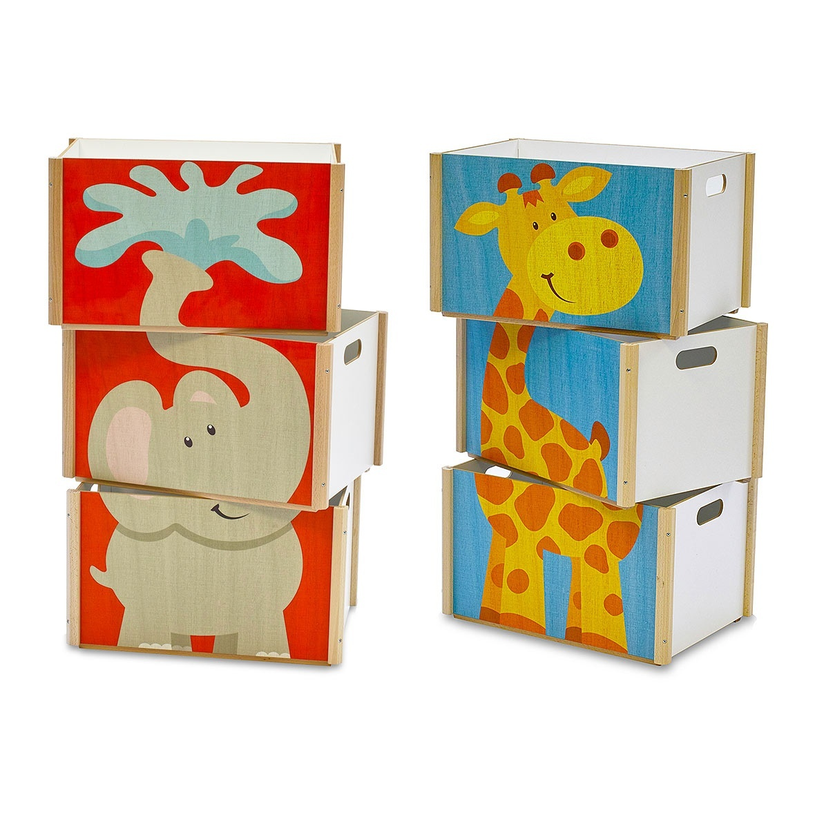 Wunderland kinderzimmer ideen wie es noch sch ner wird - Stapelboxen kinderzimmer ...