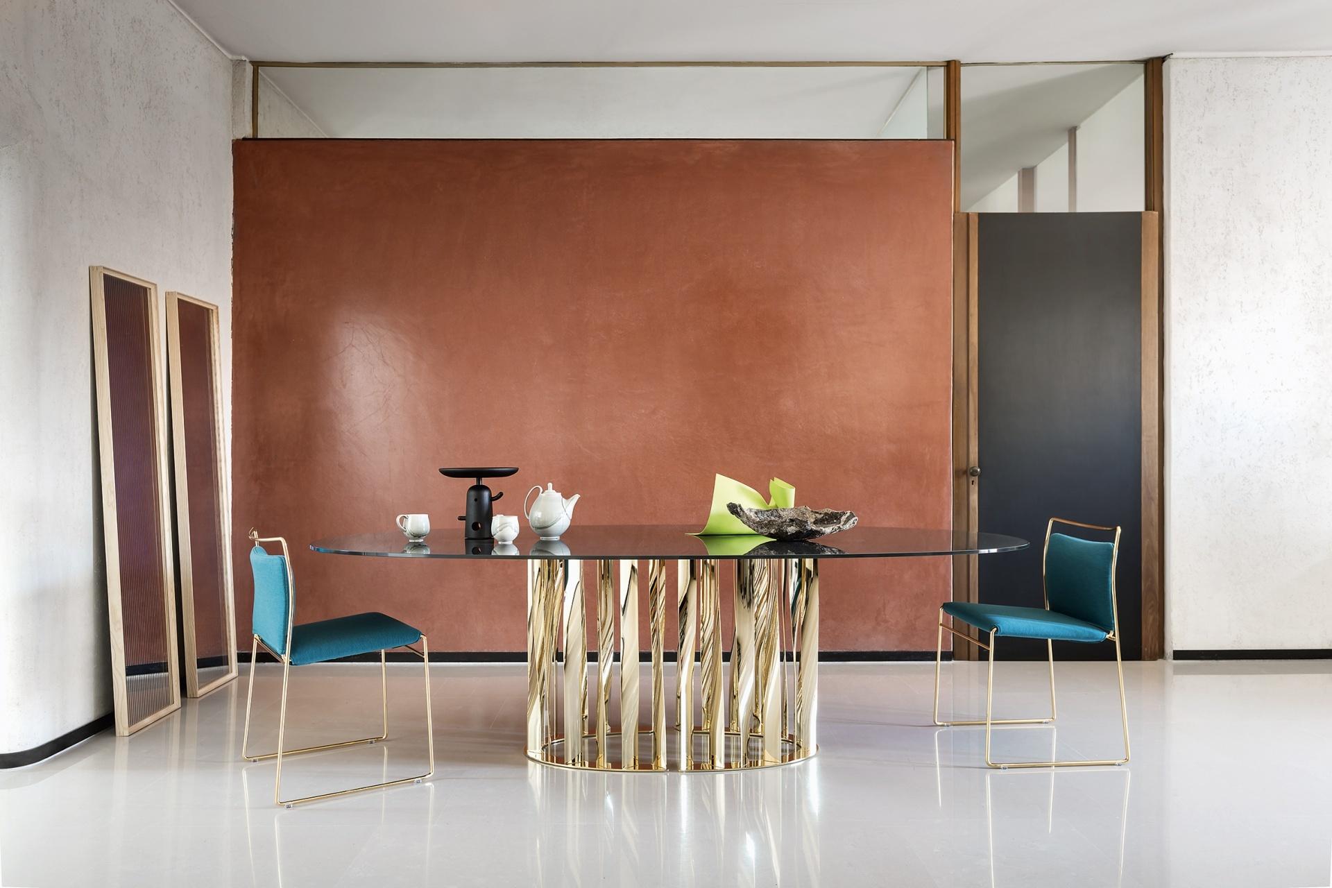 news aus milano wohnen wird luxus. Black Bedroom Furniture Sets. Home Design Ideas