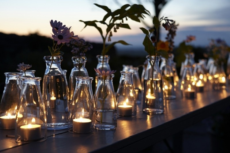 gartenparty-beleuchtung: no light, no fun! | homegate.ch, Garten Ideen