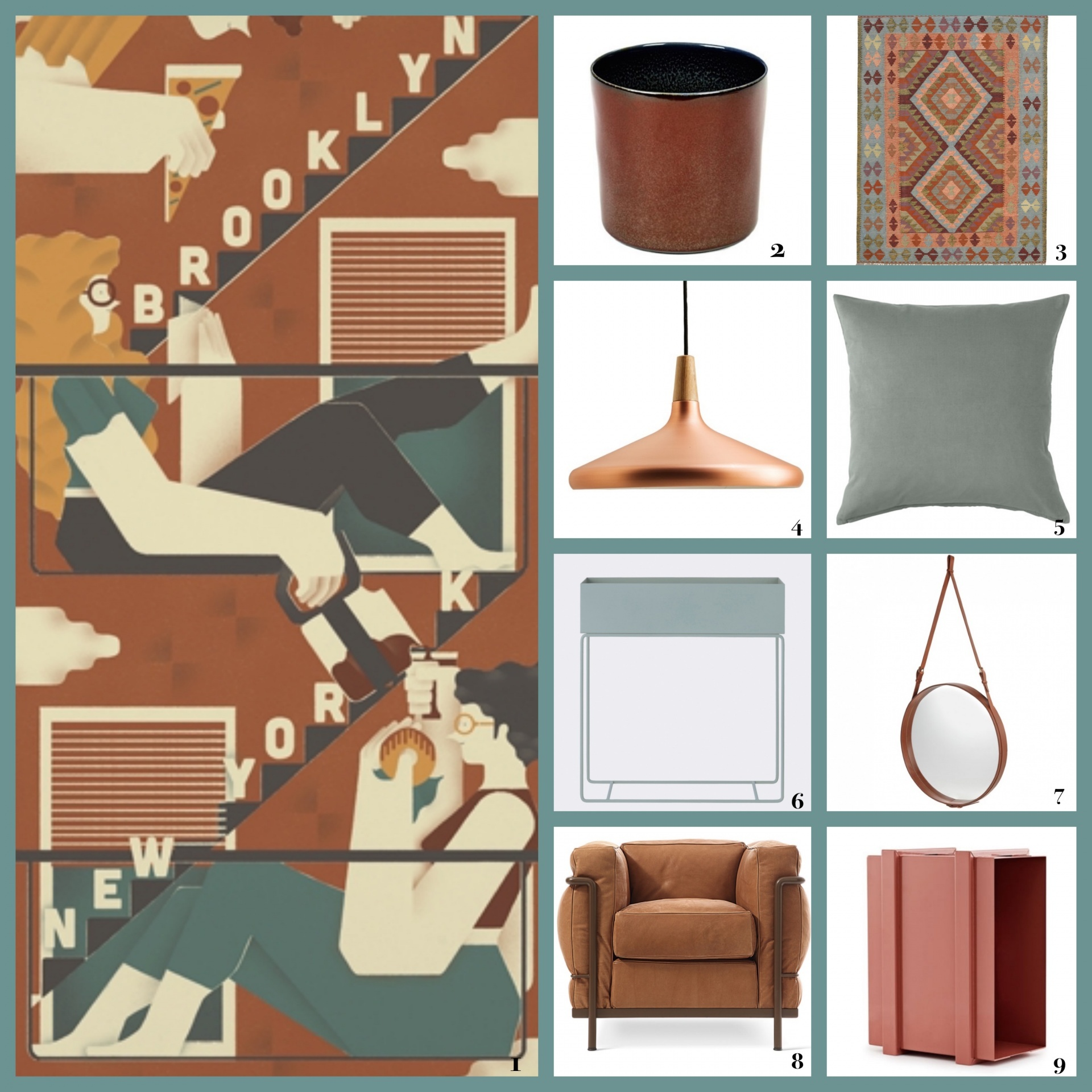 trend wohnfarbe m bel und heimat design inspiration. Black Bedroom Furniture Sets. Home Design Ideas