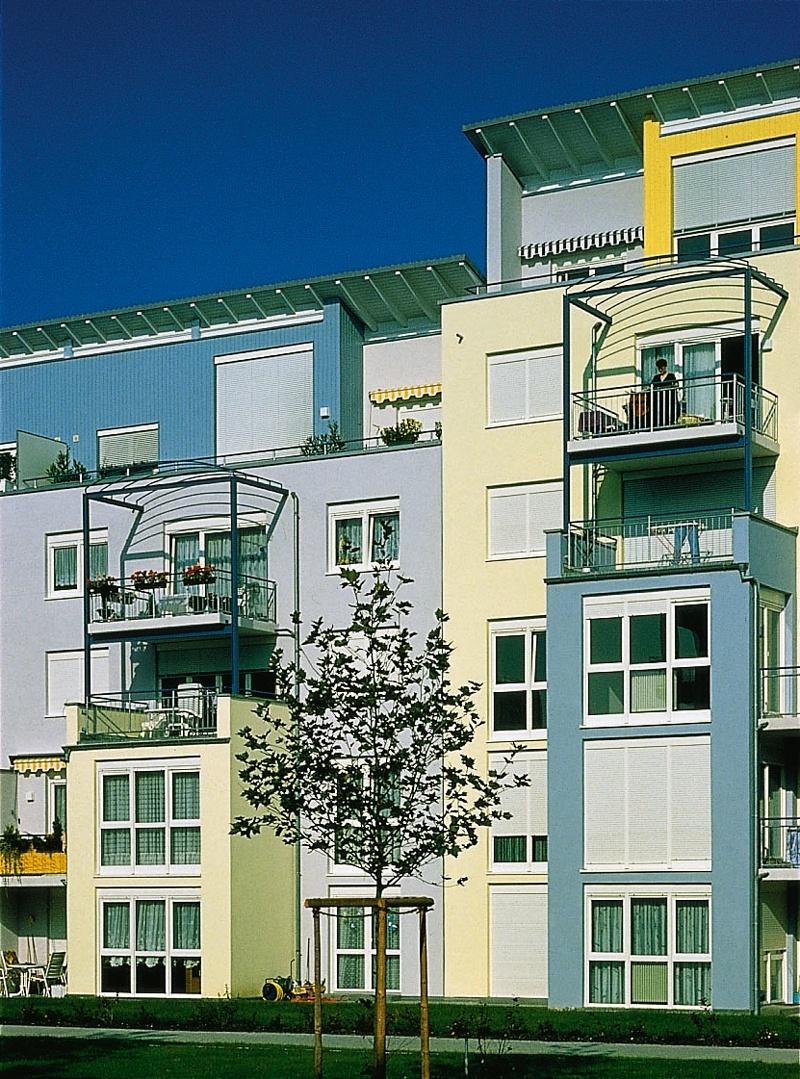 Fassadenfarbe soll ins Gesamtkonzept und Umgebung passen (Bild epr)
