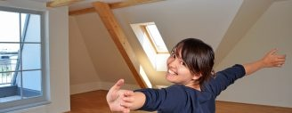 Die perfekt umgebaute Dachwohnung - um wie viel darf man die Miete erhöhen? (Bild: fotolia)