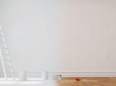 Malerarbeiten: Was gilt, wenn bei der Arbeit gepfuscht wird? (Bild: fotolia(