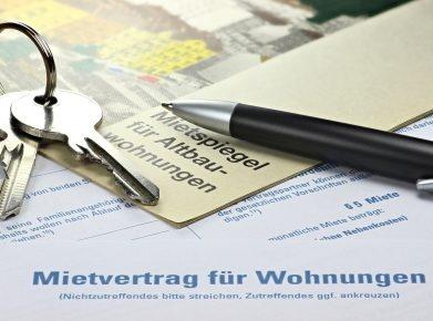 Bei der Wohnungsrückgabe sind einige Formalitäten zu beachten - z. Bsp. das Protokoll. (Bild: Fotolia)