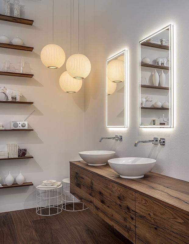 moderne badezimmer bilder. Black Bedroom Furniture Sets. Home Design Ideas