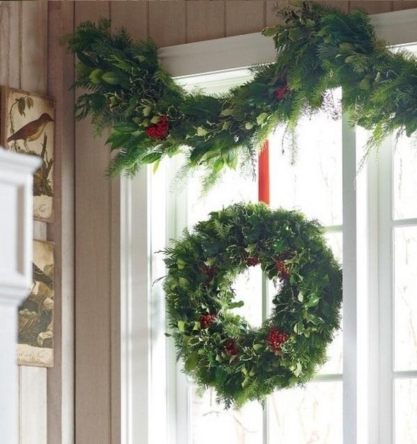 Fensterdeko so wird ihr fenster zum blickfang for Winterdekoration fenster