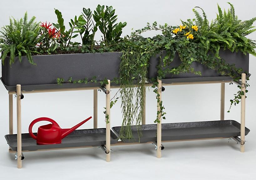 neue frische f r balkon und terrasse. Black Bedroom Furniture Sets. Home Design Ideas