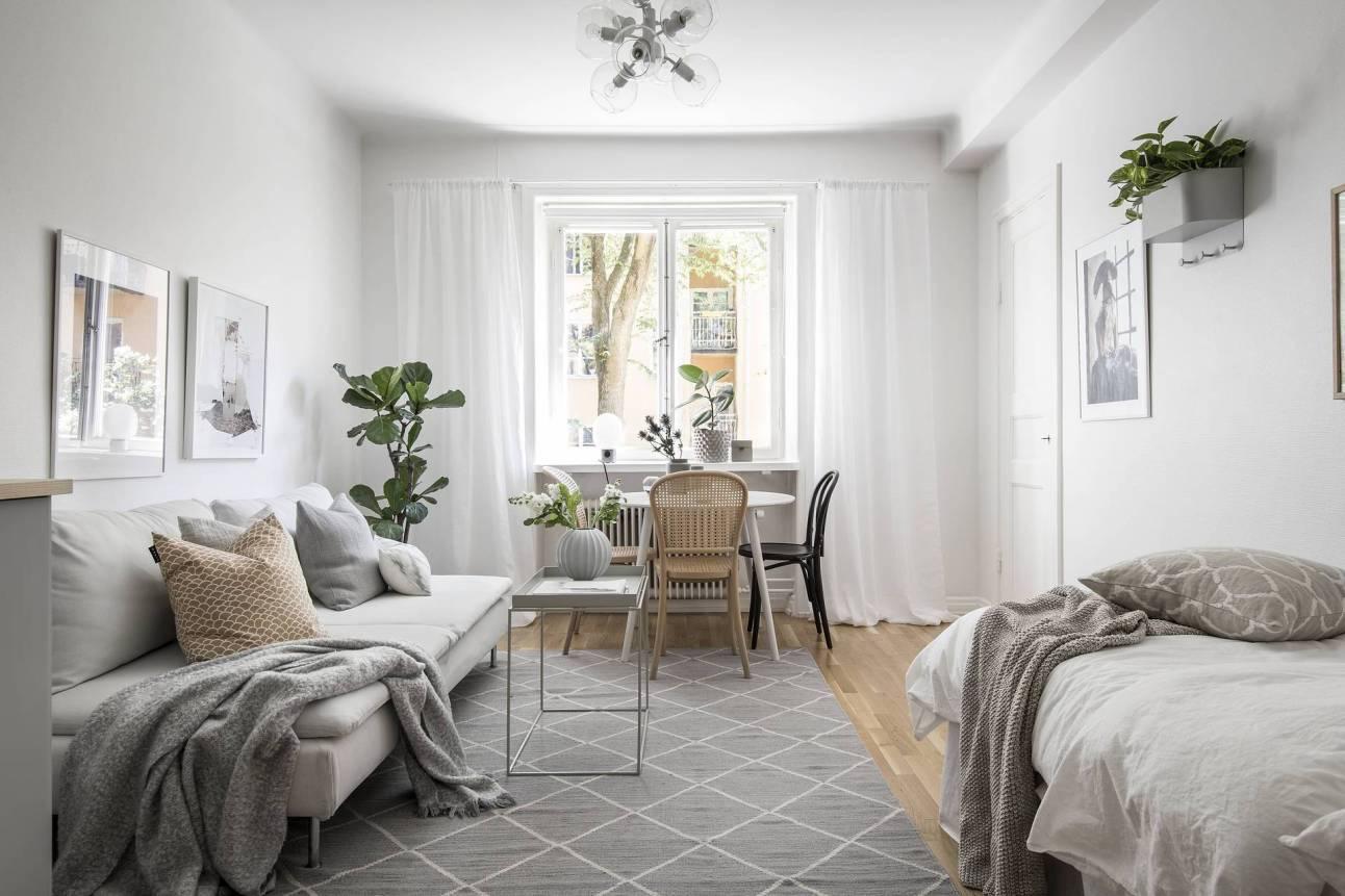 Deco Petit Salon Appartement 10 excellentes idées d'ameublement pour des petits