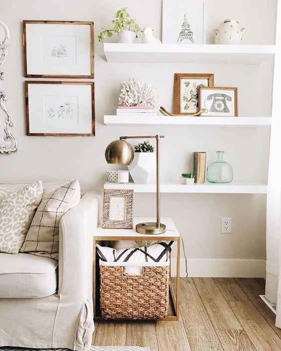 10 Grosse Einrichtungsideen Fur Kleine Wohnungen Homegate Ch