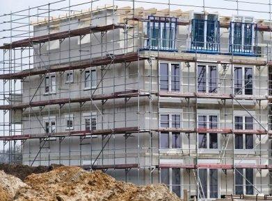 Bauverzug bei Neubau