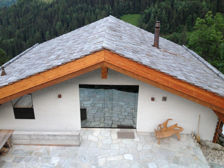 Exklusives Schweizer Chalet mit Cheminée
