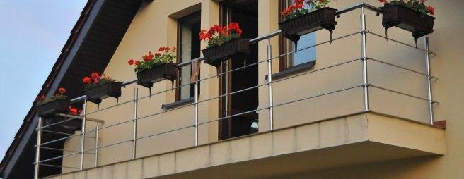 Dein Mini-Balkon muss nicht so aussehen (Bild: Wikicommons).