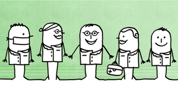 Gemeinsam stärker: Ärztenetze