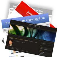 Schweizer Gründer Blogs