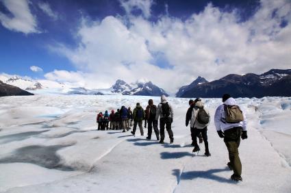 Es muss keine Gletscherwanderung sein... (istockphoto)