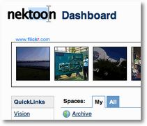 Nektoon Wiki: Confluence als interne Kollaborationsplattform.