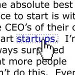 Startup-Rundschau: Gründer contra Investor