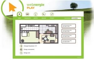 Webnergie Play: So könnte die Internetplattform dereinst aussehen