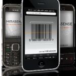 Mirasense: Leistungsfähige Barcoderscanner