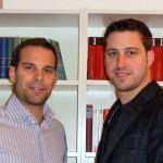 Fabio Babey und Christian Wittmer