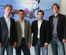 Das Team von GetYourGuide