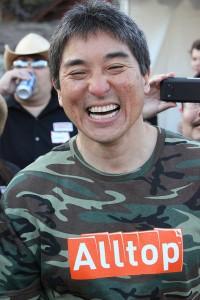 Guy Kawasaki {scobleizer;http://www.flickr.com/photos/scobleizer/3366624781/}
