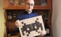 Sam mit Bitboard-Prototyp (zvg)