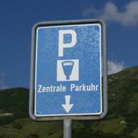 Parkplätze per App finden