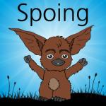 Das erste Spiel aus der Feder von games2be: Spoing