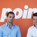 Die Poinz-Gründer Sascha Benz (links) und Robert Blum