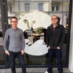 Daniel Frei und Lukas Keller vom Colab