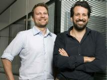 L.E.S.S.: Dr. Simon Rivier (CTO) und Dr. Yann Tissot (CEO)